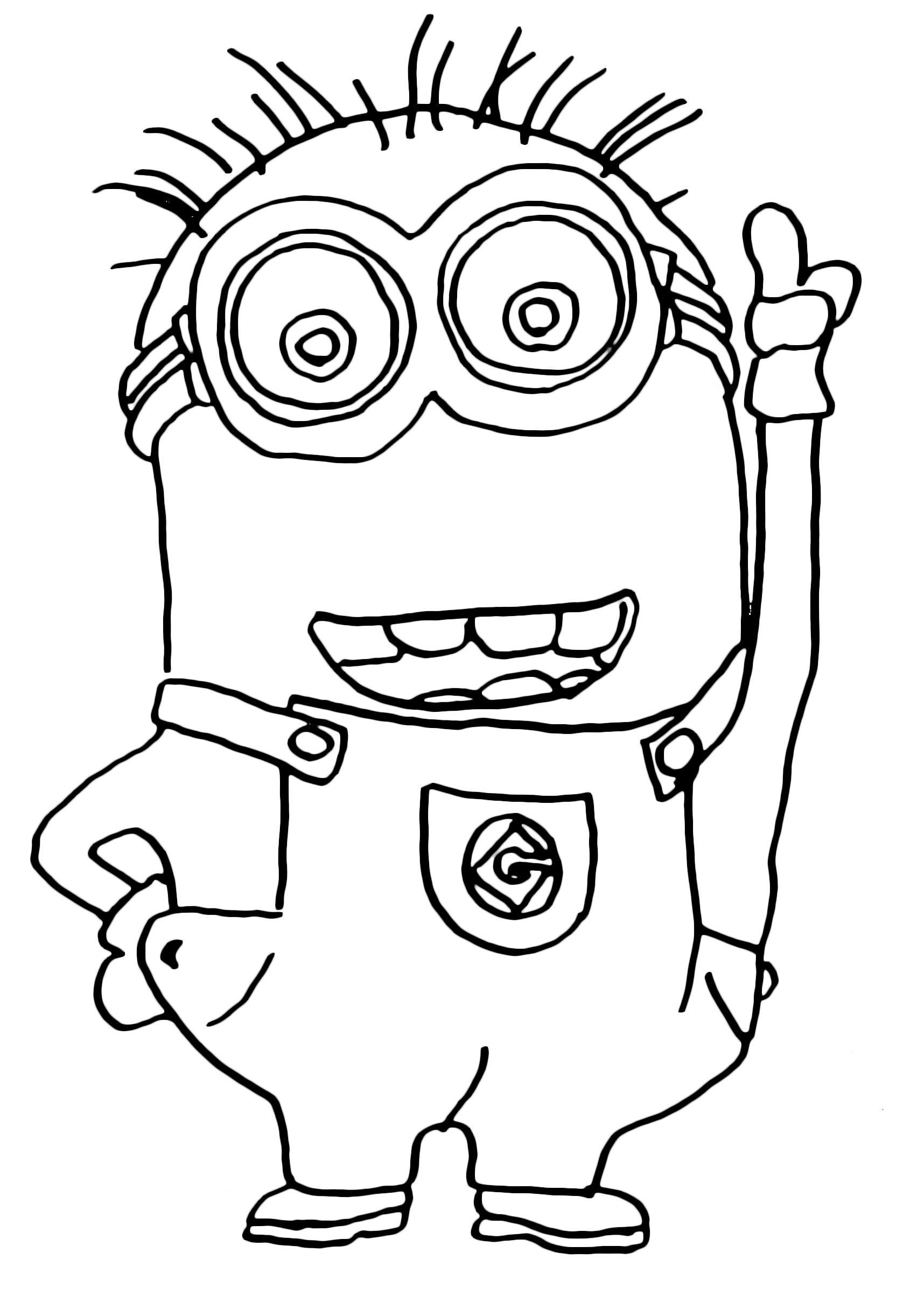 Despicable Me - The Minion Phil has an idea