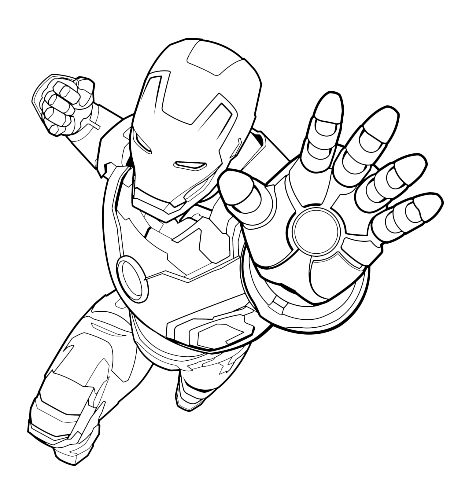 baby captain america coloring pages - photo#14