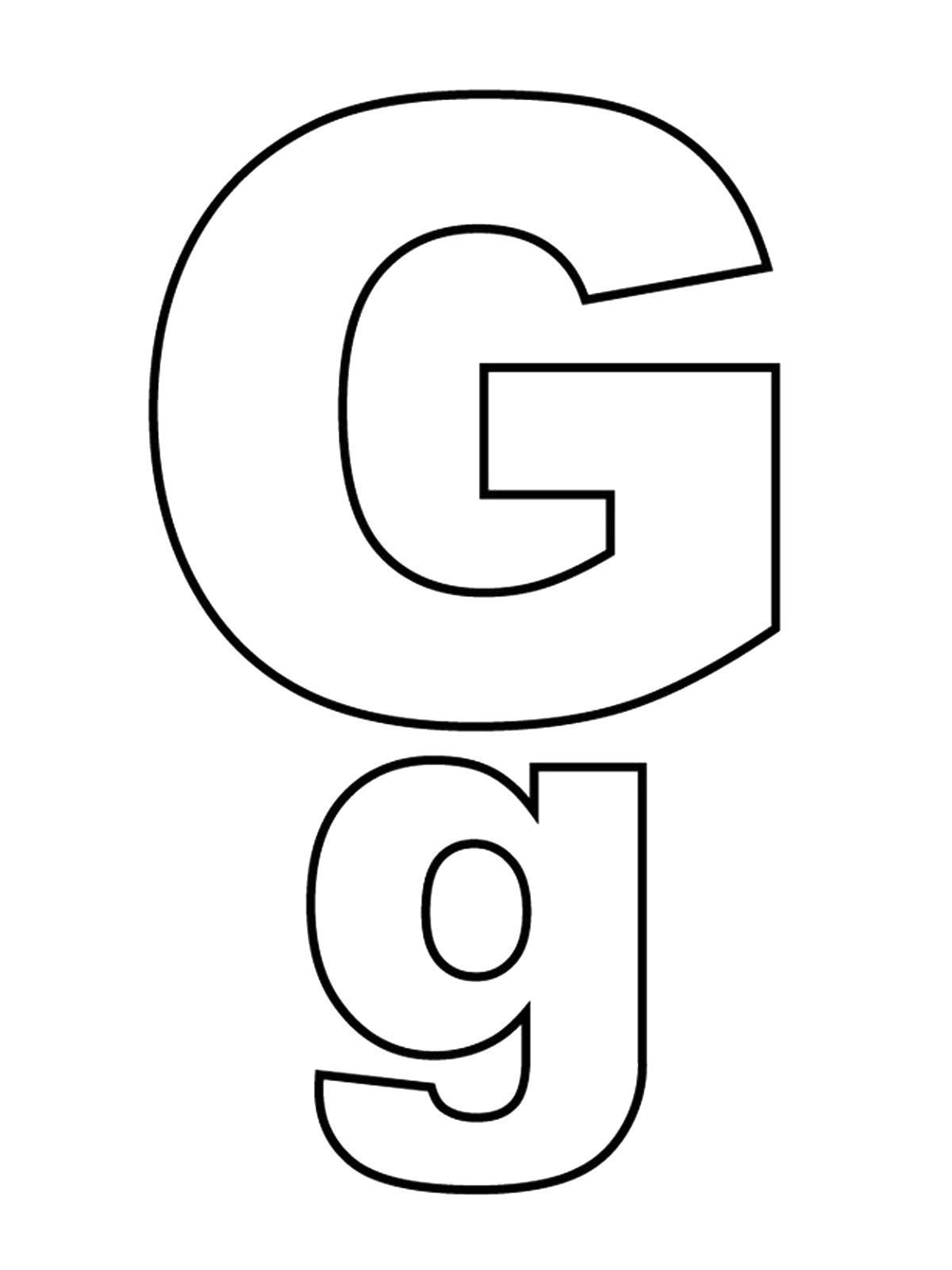 Letter G Capital Letters And Lowercase in addition Index 2 together with Lettera K Alfabeto Da Colorare besides Pfb as well Pfk. on coloring pages for letter i