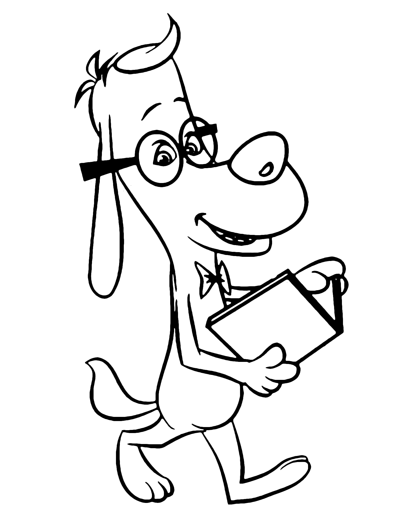 Quot Mr Peabody Amp Sherman Quot Coloring Pages