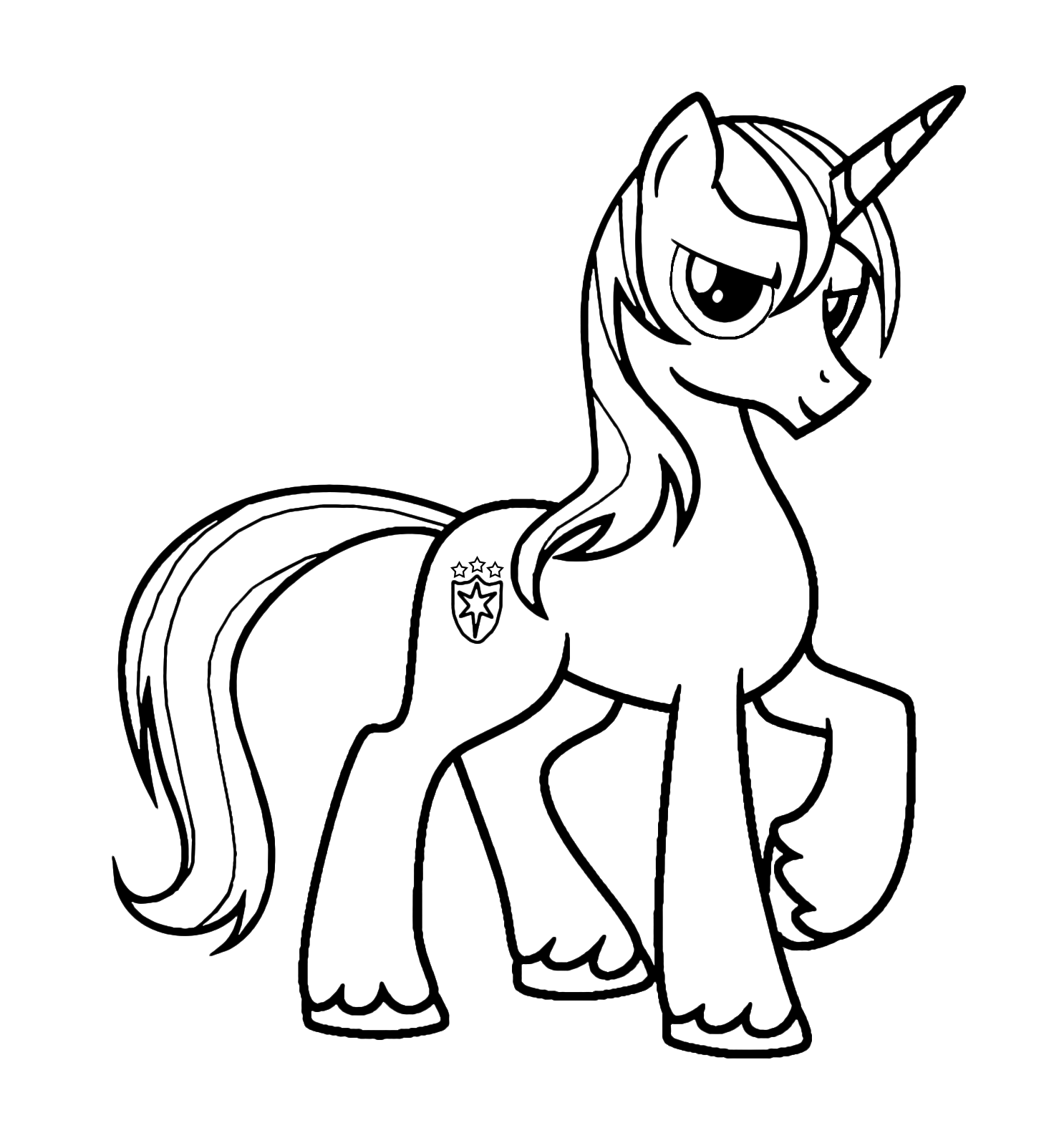 100 twilight sparkle coloring page my little pony outline eyes