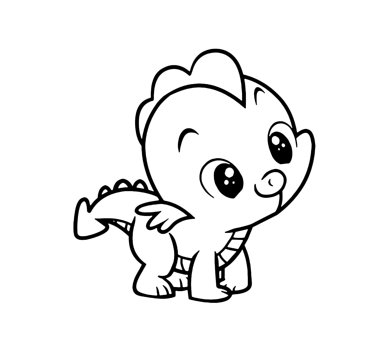 My Little Pony Spike the little