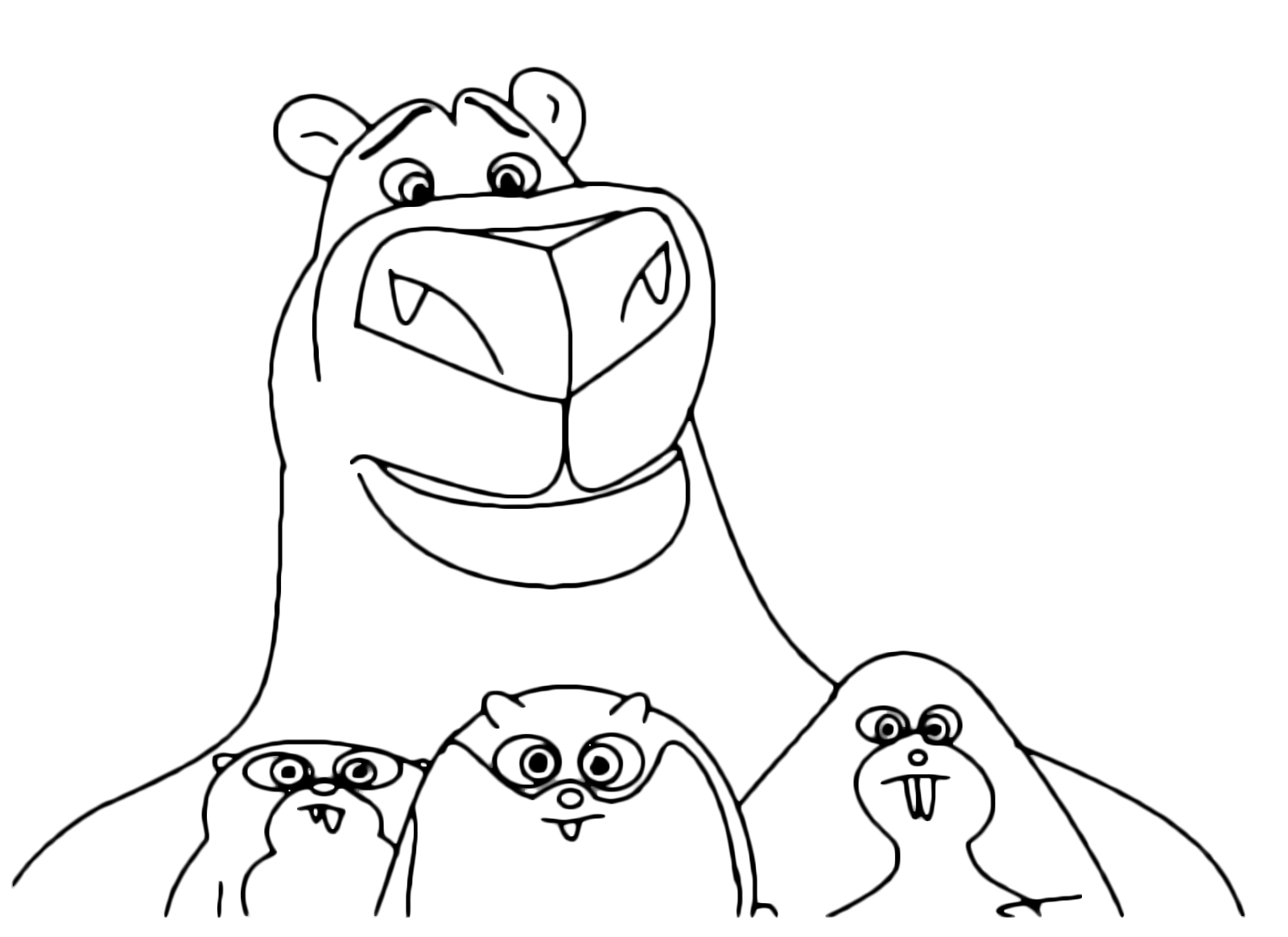 Quot Norm Of The North Quot Coloring Pages
