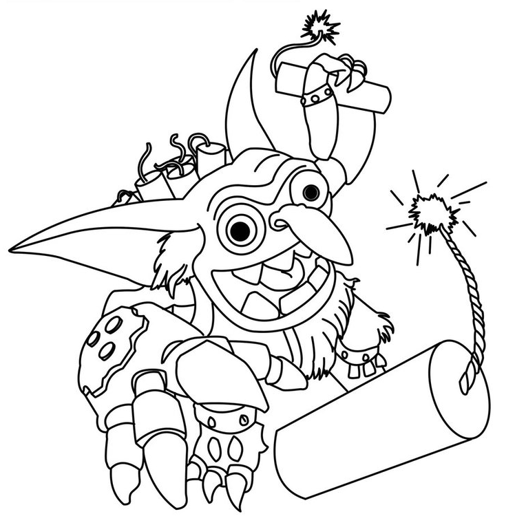 Ninjini Coloring Pages - Coloring Home | 763x748