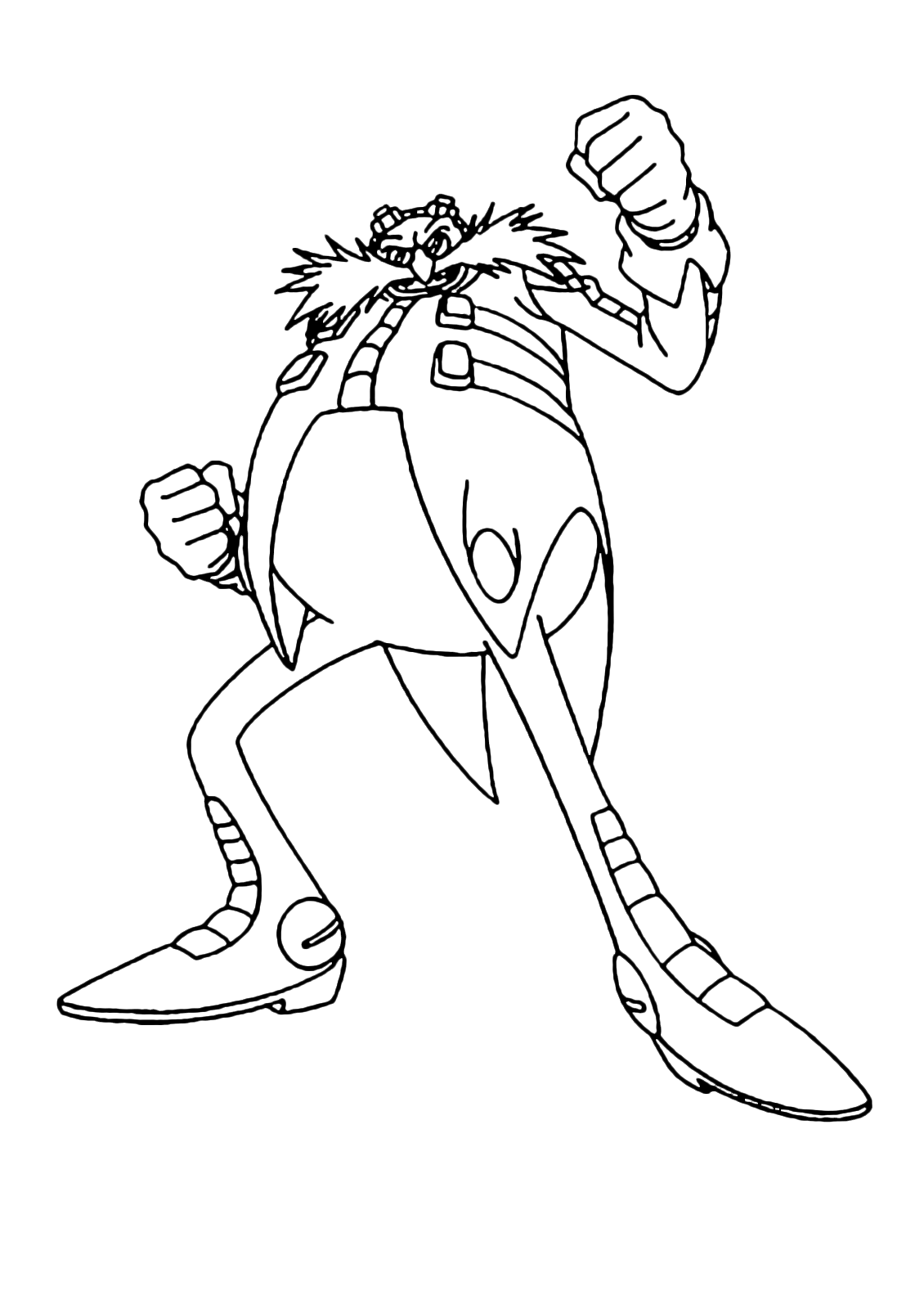 Sonic Boom - Dr. Eggman is the genius of evil