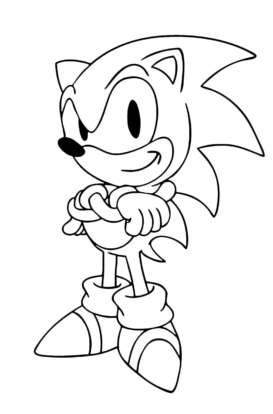 quot Sonic Boom quot coloring pages