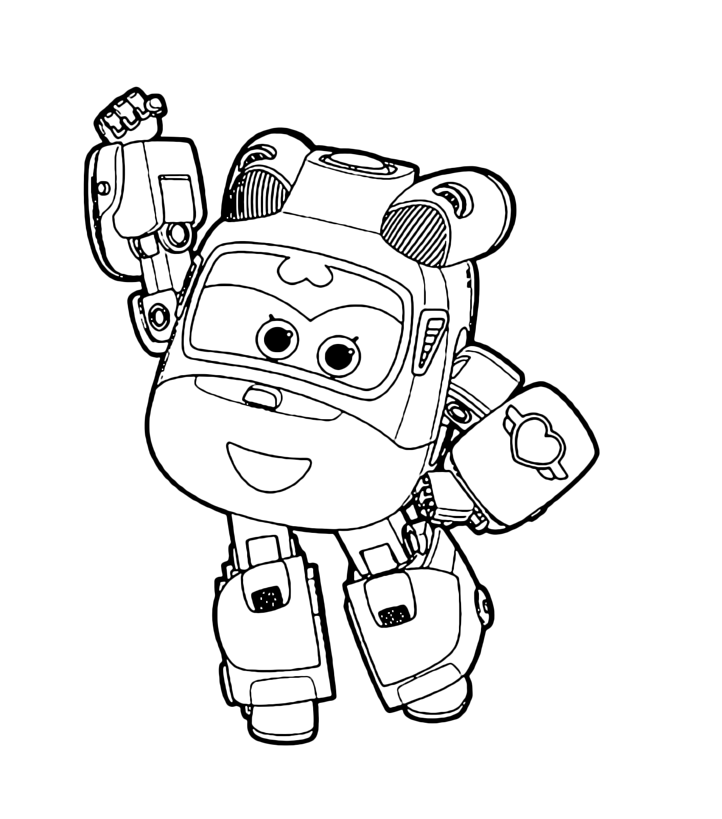 Super Wings Dizzy The Star Of Rescue