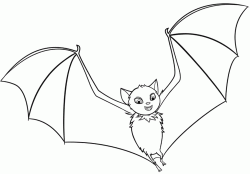 Mavis turned into bat