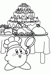 Kirby chef has cooked many things