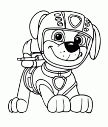 Quot Paw Patrol Quot Coloring Pages