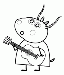 Quot Peppa Pig Quot Coloring Pages