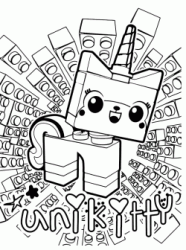 The tender Unikitty