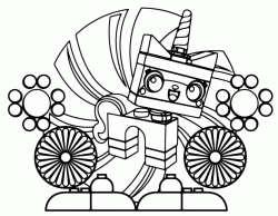 quot The LEGO Movie quot coloring pages