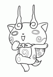 Komasan or Komajiro happy