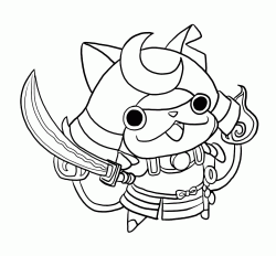 The legendary Yo kai Shogunyan